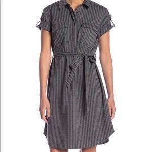 NEW* Nanette Lepore Cap Sleeve Shirt Dress